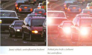 antireflex-auta